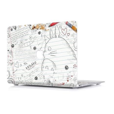 L2W Funda Dura Apple MacBook Air Nuevo 13,3 Pulgadas 2018 ...