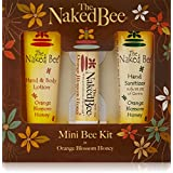 The Naked Bee Orange Blossom Mini Bee Kit