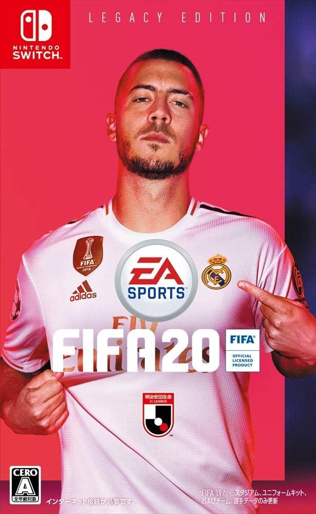 EA FIFA 20 [LEGACY EDITION] FOR NINTENDO SWITCH REGION FREE ...