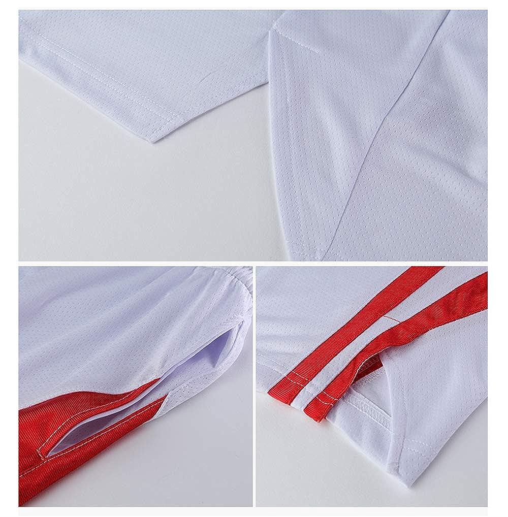 Ist EIN Geschenk f/ür # 13 James Harden Houston Rockets Fans Basketball Trikots Kinder Jugend Sportswear Shirt Westen Top Sommer Shorts M/änner Frauen T-Shirts