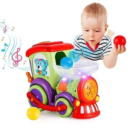 3 Tout Ans Précoce Bébé Jouets Filles Pour 2 Petits Avec Éducatif Vatos Musique BallesLumièreParler Et Jouet 1 Garçons LqSpMVUzG