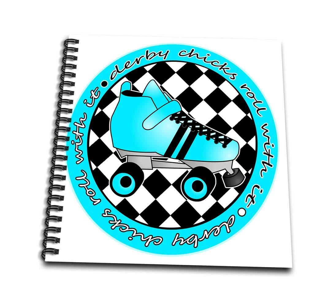 3dRosa Zeichenbuch, variiert, 12 x 12 cm B00BK1AE7W    Räumungsverkauf