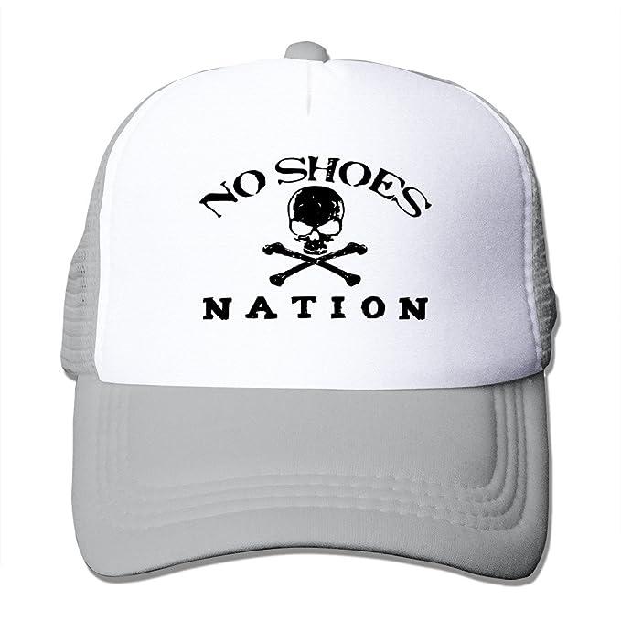 longdandan ajustable Kenny Chesney no zapatos nación logo gorra talla única - Gris - : Amazon.es: Ropa y accesorios