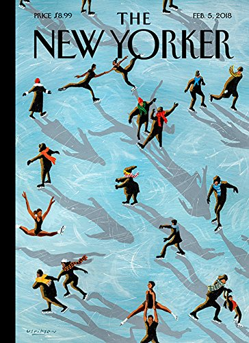 The New Yorker Print Magazine