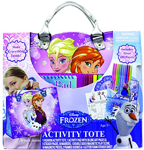 Tara Toy Frozen Activity Tote Kit