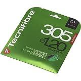 Tecnifibre 305 1,20 (Calibre 17), color verde cadena conjunto de squash
