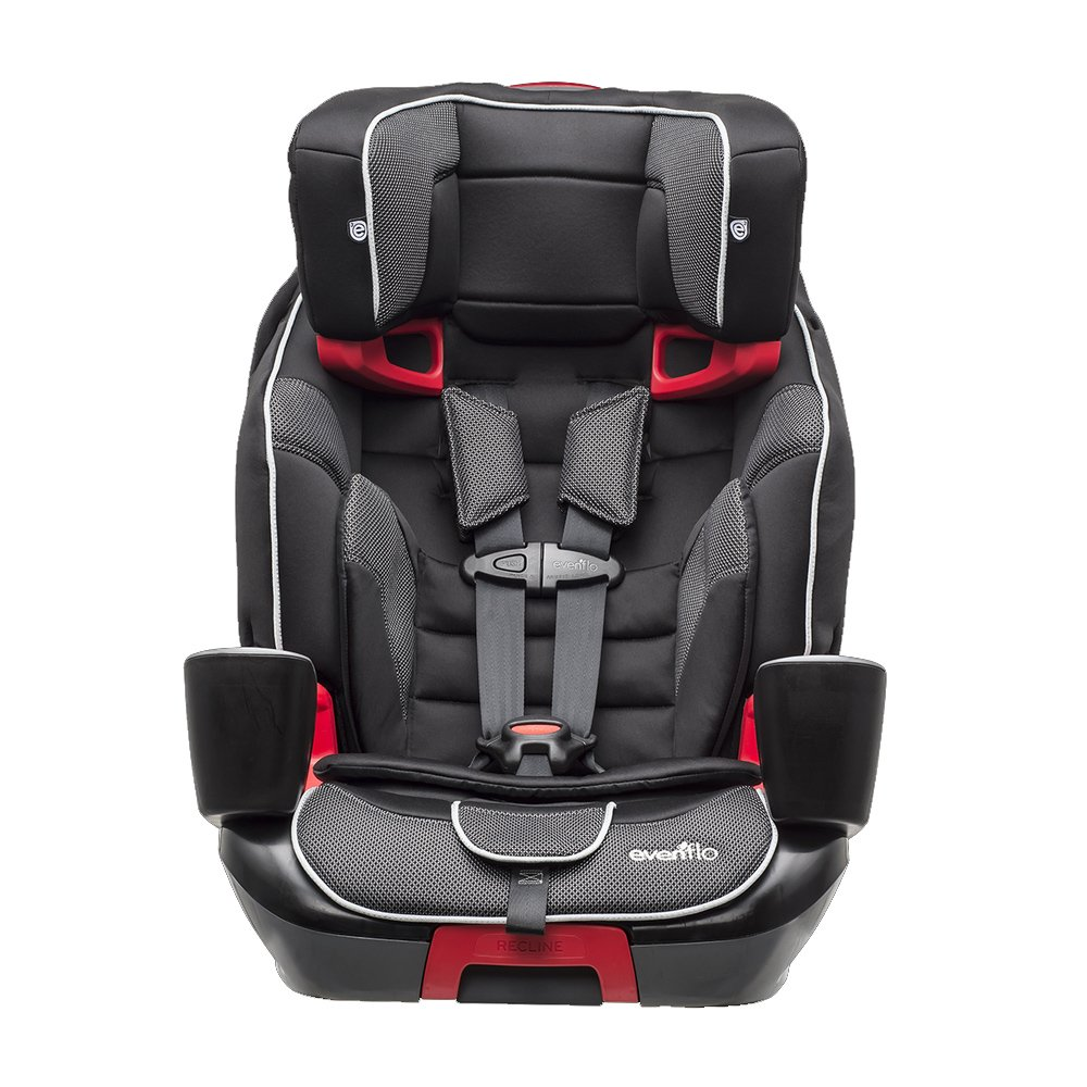Evenflo Transitions 3-in-1 Combination Booster Car Seat, Mercury Evenflo -- Dropship 34421686