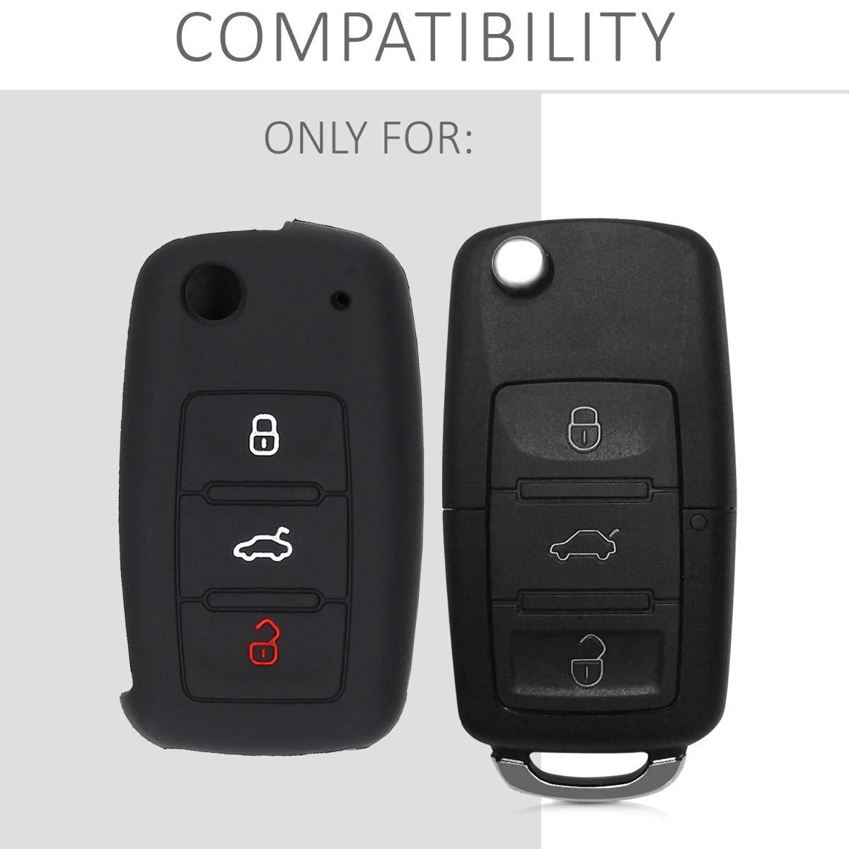 Carcasa para mando de 5 botones DON LLAVE/® AMDLRO06NO Modelos en el interior