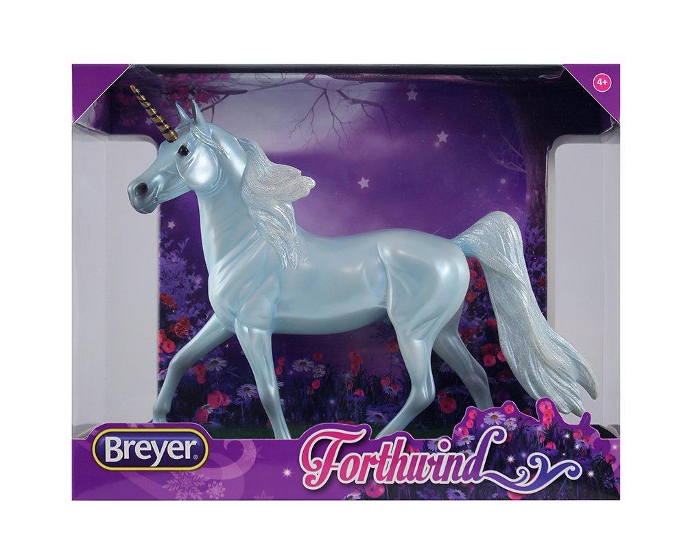 Breyer Classics Forthwind Licorne Jouet Cheval 62051