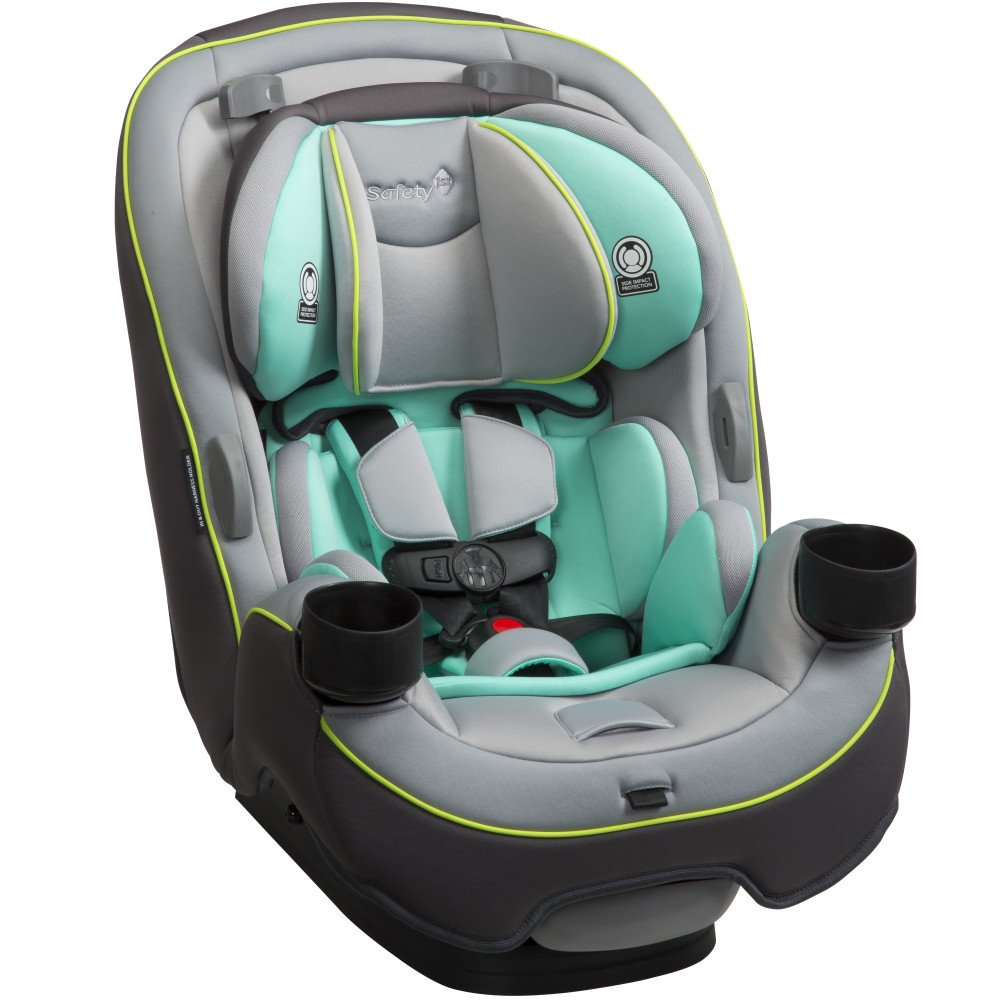Pebble Path Safety 1st Grow and Go Comfort Cool 3-in-1 Convertible Car Seat