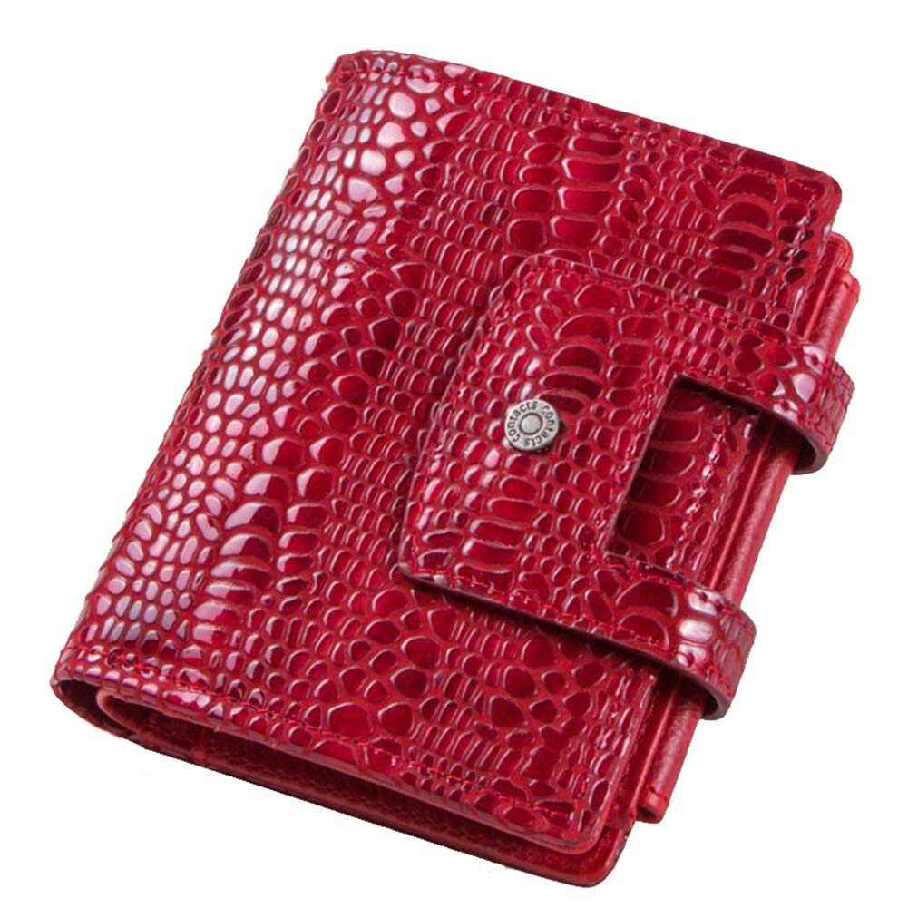 Women's Wallet, MultiFunction LargeCapacity Leather Wallet Clutch Bag Casual Fashion Money Clip