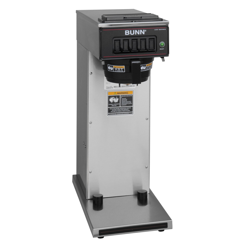 Bunn 23001.0000 CW15 APS Commercial Brewer (120V/60/1PH)
