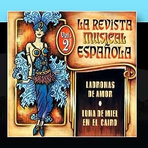 Various Artists - La Revista Musical Española Vol. 2