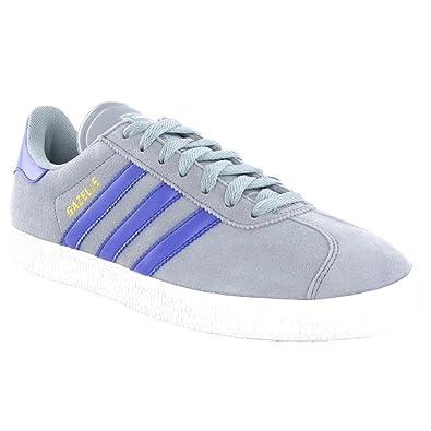 adidas gazelle mens trainers grey