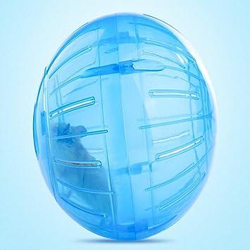 Hamster Running Ball Pelota rodante transparente Mediana 12 cm ...