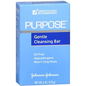 PURPOSE Cleansing Bar 6 oz (Pack of 12)