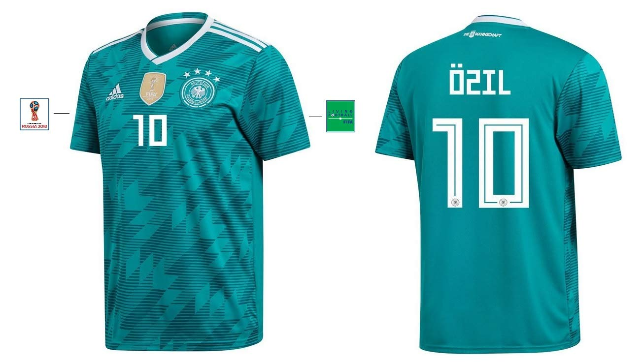 DFB Trikot Kinder WM 2018 Away - Özil 10