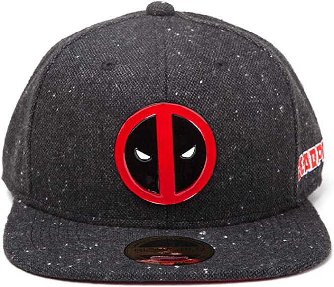 DIFUZED Bioworld Europe Gorra de Deadpool: Amazon.es: Juguetes y ...
