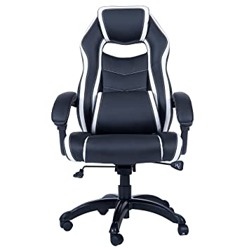 oversized swivel chairs for living room special cutting high back executive leather chair black with nailheads white uk