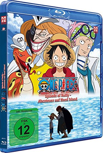 One Piece TV Special 1 - Episode of Ruffy - Blu-ray by