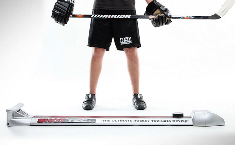 ShotTec Hockey Training Device