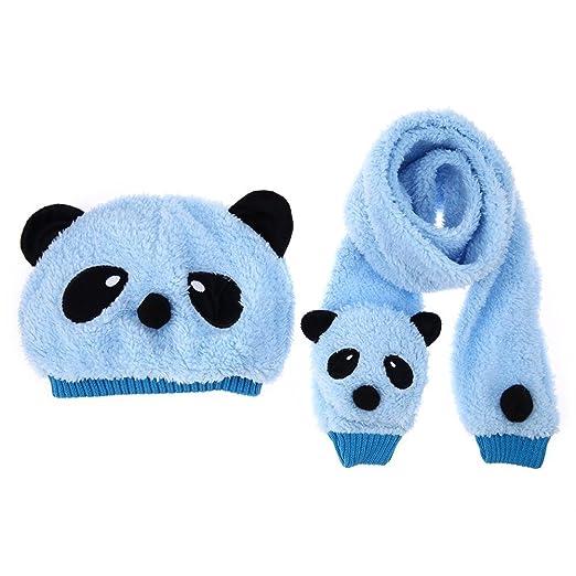 3642028b618 Amazon.com  Baby Scarf Hat Set