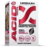 Magnum Nutraceuticals Acid Isolate - 90 Softgels - CLA - Fat Mobilizer - Metabolic Activator - Lean Muscle Catalyst - Fat Burner