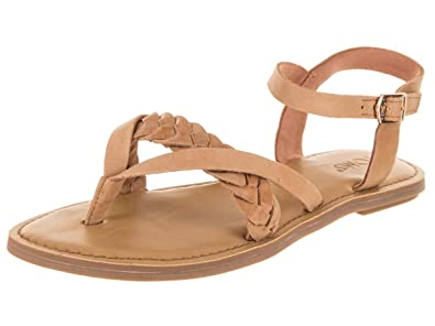 0cf64d6c35ac Image Unavailable. Image not available for. Color  TOMS Womens Lexie Open  Toe Casual Slingback Sandals ...