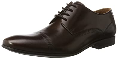 Ticket Balance, Oxfords Homme, Noir (Black 001), 40 EUKenneth Cole