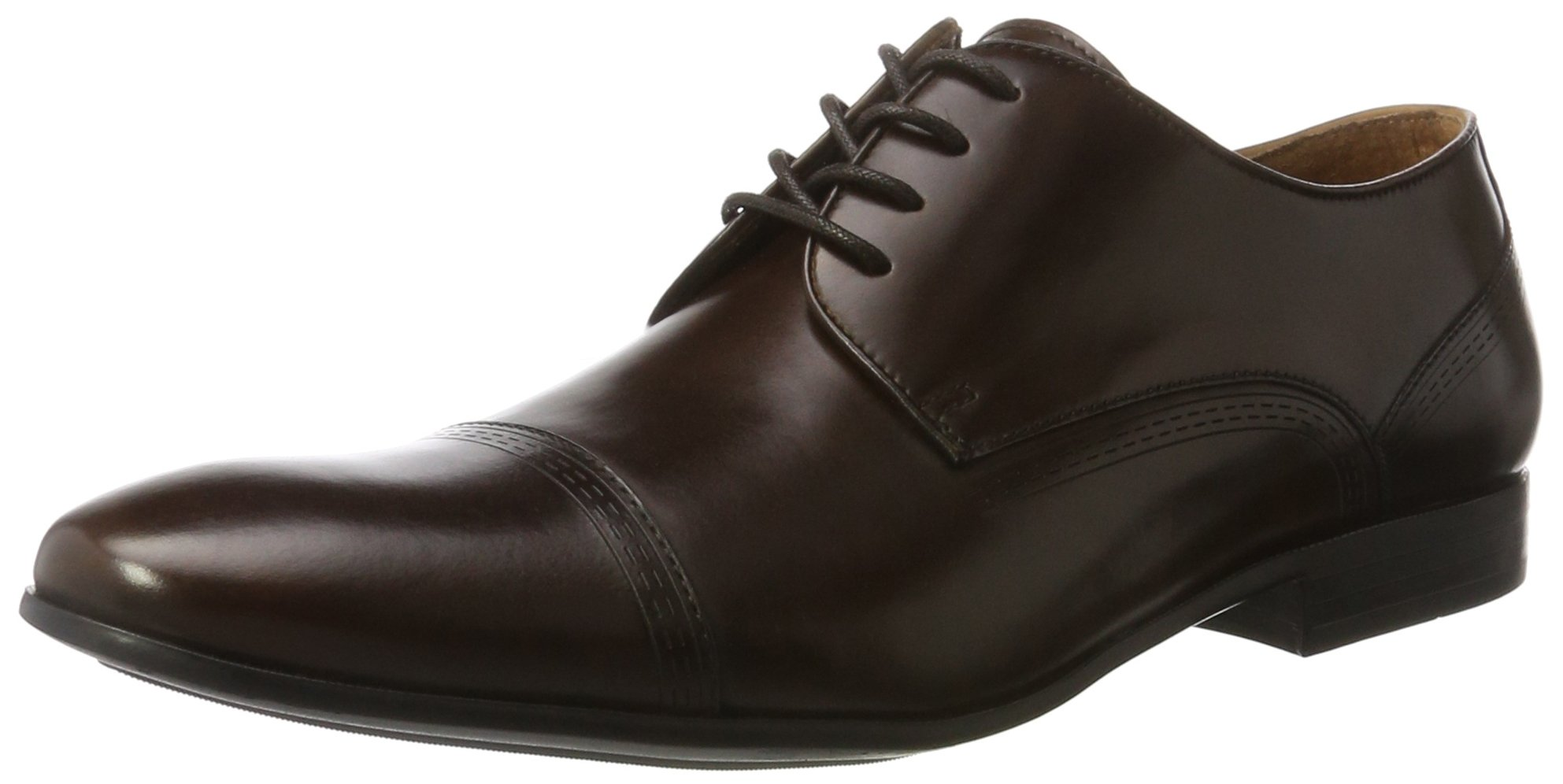 Kenneth Cole New York Men's Mix-ED Bag Oxford, Brown, 9.5 M US