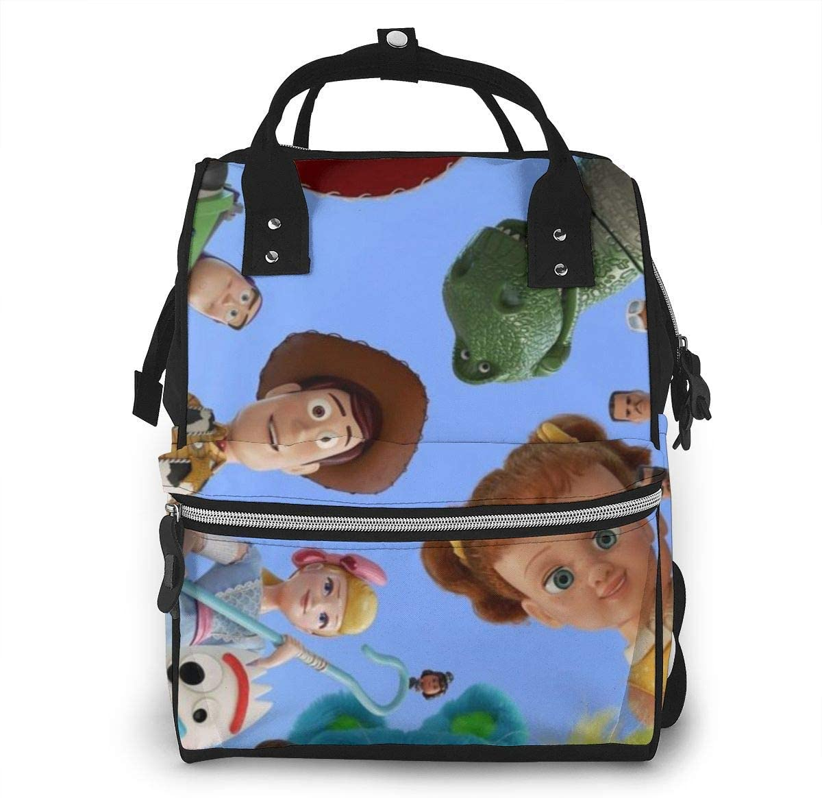 T-oy St-ory Family Multifunction Waterproof Travel Mochila Maternity Baby Nappy Changing Bags NHJYU Bolsa de pa/ñales Mochila