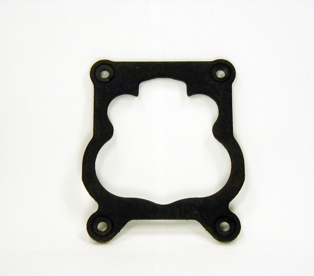 Base Mounting Flange Gasket - Rochester Quadrajet Carburetor 4 Barrel - 1972-1980 GM