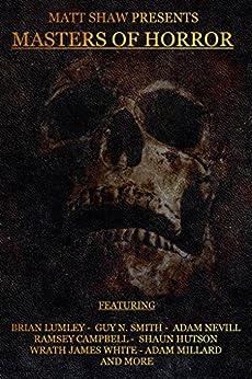 Masters Horror Anthology Matt Shaw ebook product image