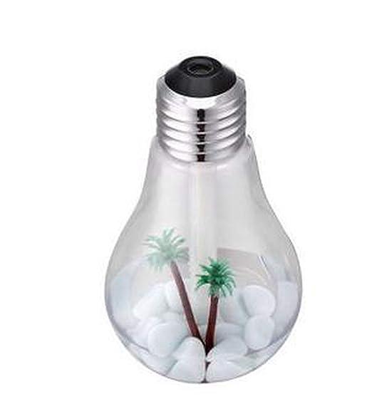 Amazon.com: Visible Wind 400ML Bulb Essential Oil Diffuser ...