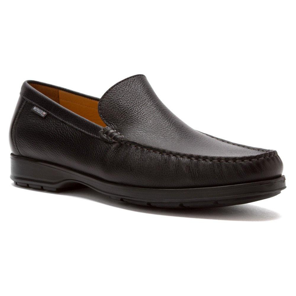 Mephisto Mens Henri Slip On Moc Toe Loafer Shoes