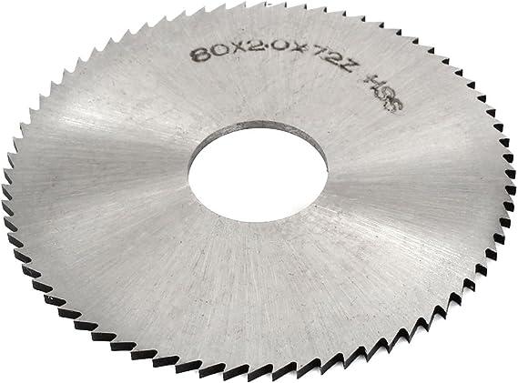 "One Slitting Slotting Saw Blade 0.037/"" x 2-11//16/"" HSS Machinist Cutting Tool 1"