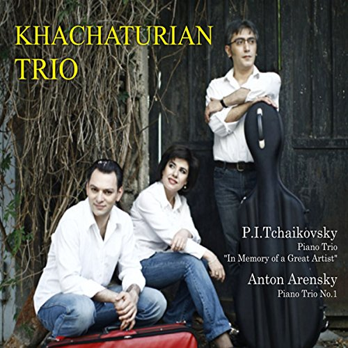 P.I. Tchaikovsky: Piano Trio (In memory of a Great Artist) & A. Arensky: Piano Trio ()
