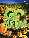Houghton Mifflin Harcourt Go Math! California: Student Edition Grade 5 2015