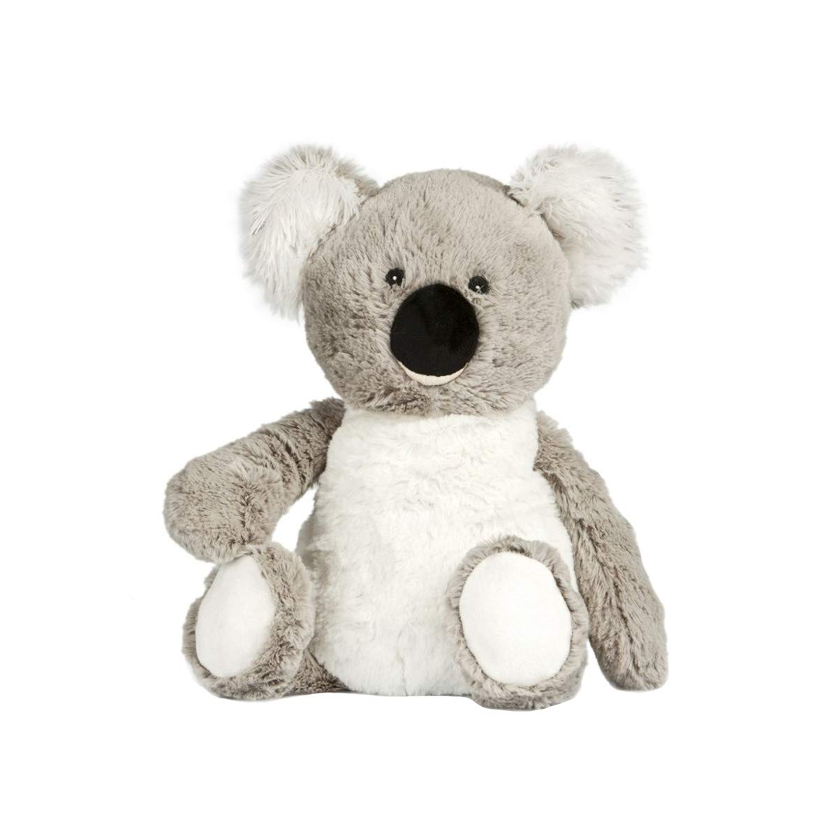 PELUCHO- Koala BOUILLOTTE PELK Gris Blanc