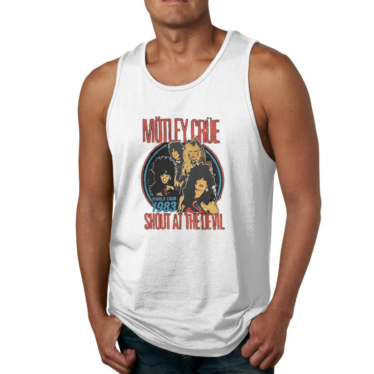 Motley Crue Vintage Shout At The Devil S Tank S 3 Shirts