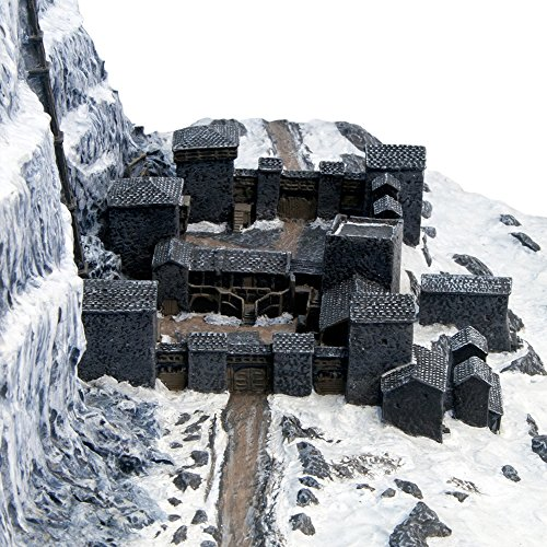 Game Of Thrones Castle Black Sculpture by Factory Entertainment