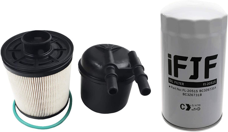 iFJF FD-4615 Fuel Filter