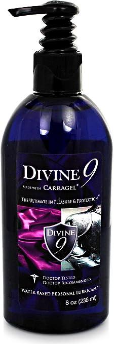 Divine 9 lube