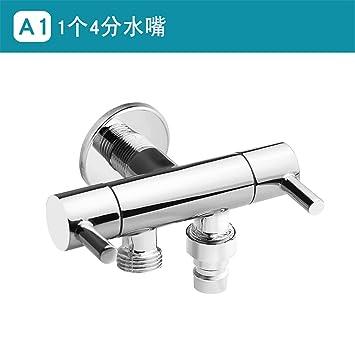 Grifo de lavabo para fregadero con caño giratorio grifo de lavabo ...