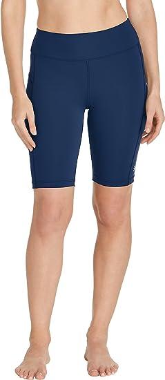 de431bbef55 Coolibar UPF 50+ Women s Santa Cruz Swimming Shorts - Sun Protective  (X-Small