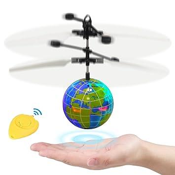 Innootoys RC Juguetes de Bola Voladora,Drone Helicóptero,Bola de ...