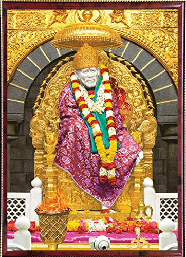 Buy Pictoreal Sai Baba 3d Photo Frame Online At Low Prices In India