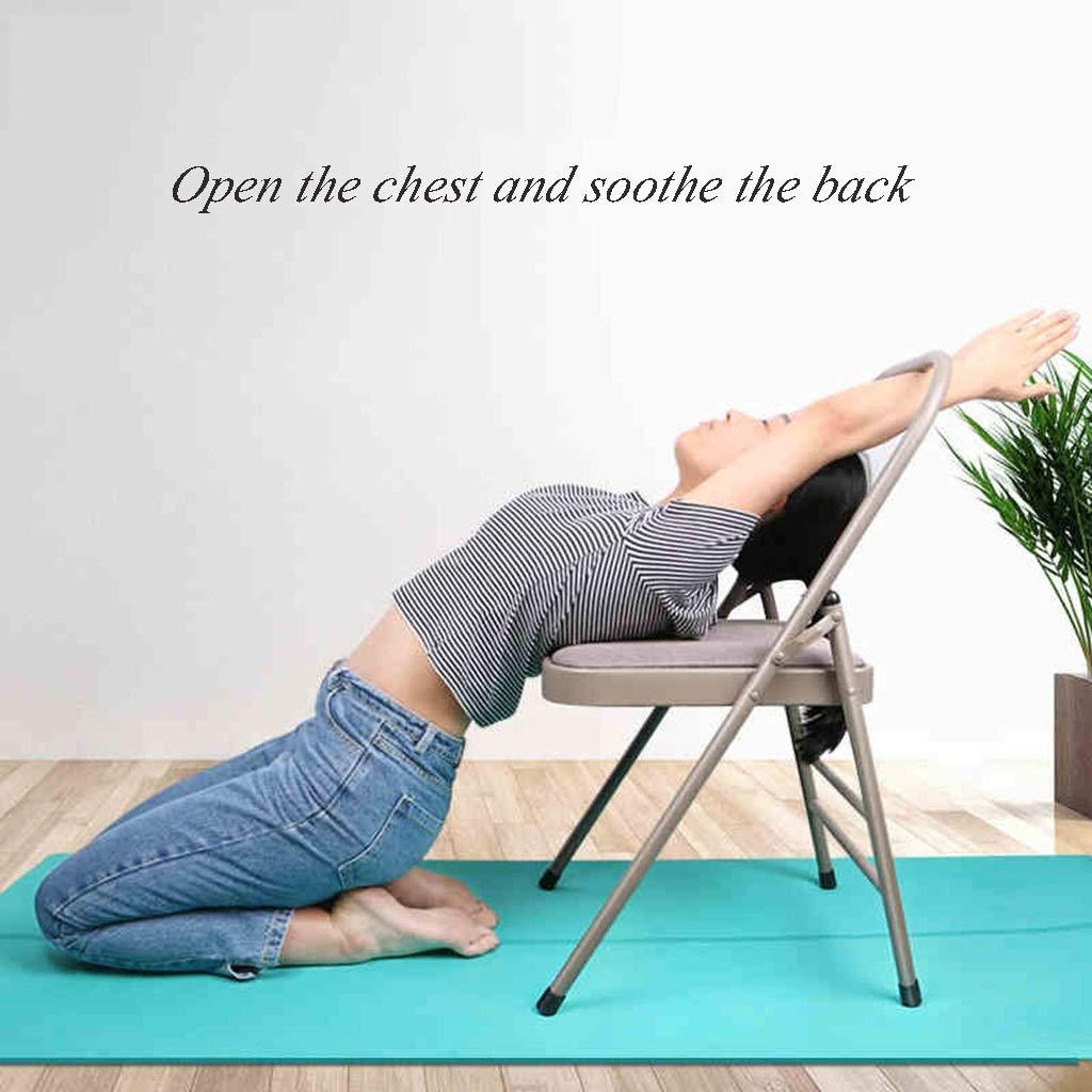 Silla de yoga Fitness Silla Especial De Yoga Iyengar Silla ...