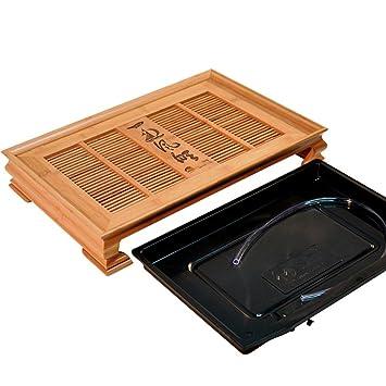 Kung Fu Tea Table Ornements Accessoires Plateau Vintage