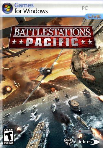 Amazon com: Battlestations: Pacific [Online Game Code